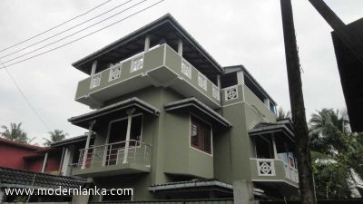 4 Bed Room House for Sale at Angoda - Colombo