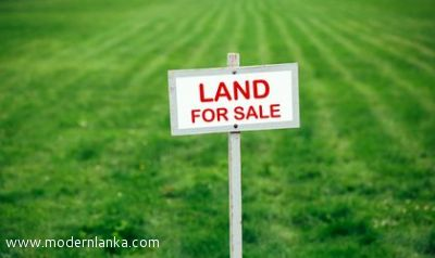 Bare Land for Sale at Pita Kotte - Colombo