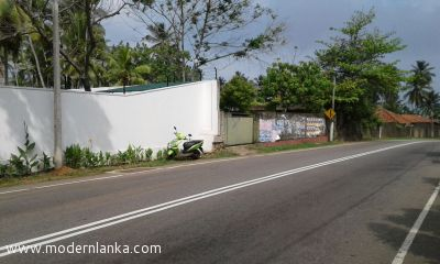Commercial Land for Sale at Kosgoda - Galle