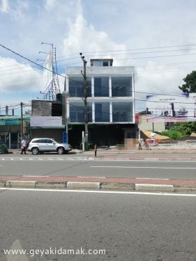 Building for Rent at Pelawatta - Colombo
