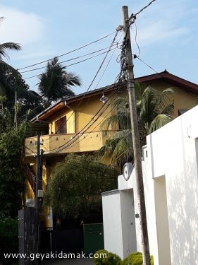 1 Bed Room House for Rent at Battaramulla - Colombo