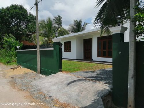 3 Bed Room House for Sale at Kahathuduwa - Colombo