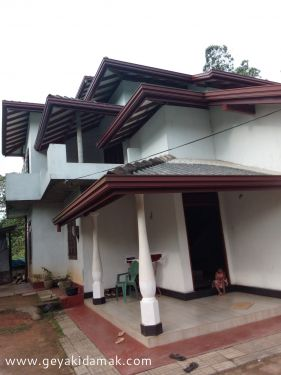 4 Bed Room House for Sale at Batapola - Galle