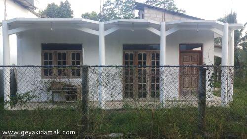 2 Bed Room House for Sale at Bemmulla - Gampaha
