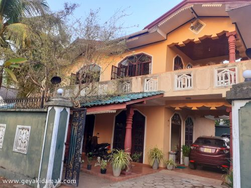 5 Bed Room House for Sale at Ja-Ela - Gampaha