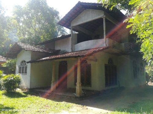 5 Bed Room House for Sale at Udugampola - Gampaha