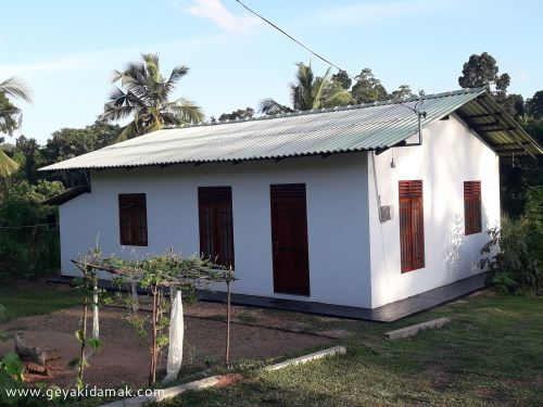 2 Bed Room House for Sale at Veyangoda - Gampaha