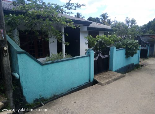2 Bed Room House for Rent at Wattala - Gampaha