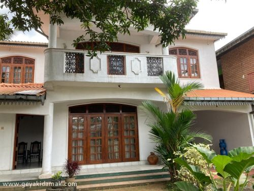 5 Bed Room House for Sale at Horana - Kalutara