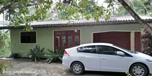 3 Bed Room House for Sale at Menikhinna - Kandy