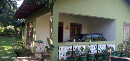 3 Bed Room House for Sale at Alawwa - Kurunegala