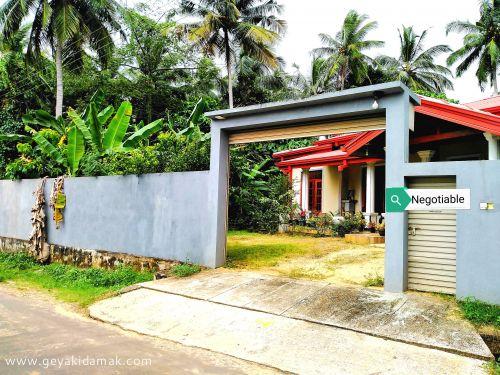 3 Bed Room House for Sale at Kurunegala - Kurunegala