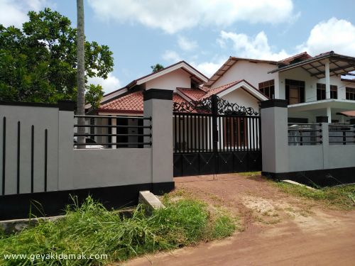 1 Bed Room House for Rent at Pannala - Kurunegala