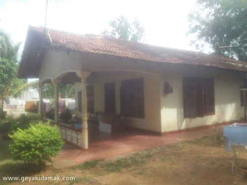 4 Bed Room House for Sale at Embilipitiya - Ratnapura