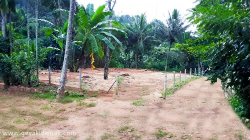 Bare Land for Sale at Hali Ela - Badulla