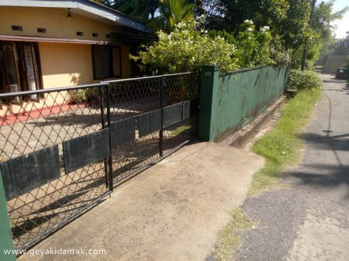 Land with buildings for Sale at Ratmalana - Colombo