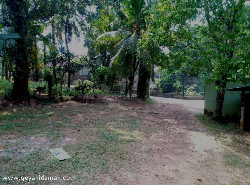 Land with buildings for Sale at Talawatugoda - Colombo