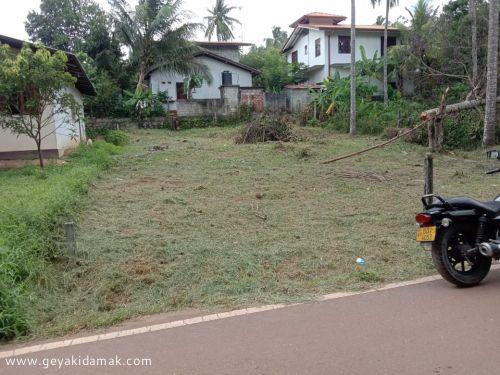 Bare Land for Sale at Delgoda - Gampaha
