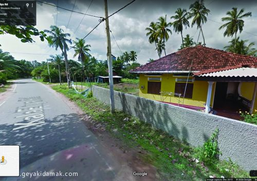 Land with buildings for Sale at Ja-Ela - Gampaha