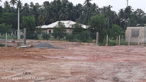 Bare Land for Sale at Katunayake - Gampaha