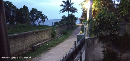 Land with buildings for Sale at Negombo - Gampaha