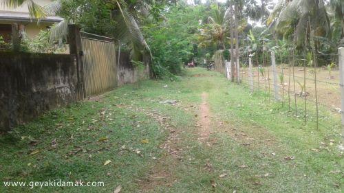 Bare Land for Sale at Horana - Kalutara