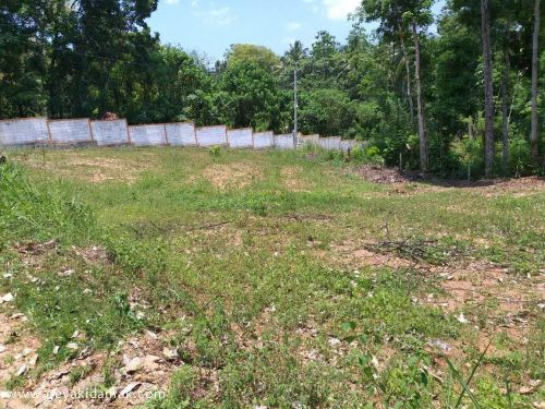 Bare Land for Sale at Mawanella - Kegalle